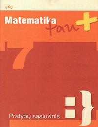 7 klasė: Matematika TAU PLIUS - 2 dalis