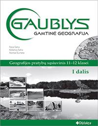 11 klasė: Geografija: Gaublys - 1 dalis