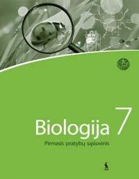 7 klasė: Biologija - 1 dalis (Naujos)