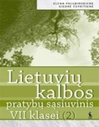 7 klasė: Lietuvių kalba - 2 dalis