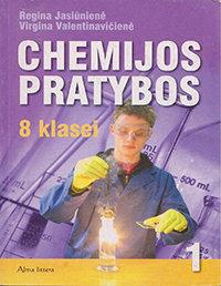 Chemija: Chemijos pratybos - 1d