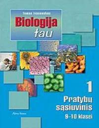 9 klasė: Biologija tau