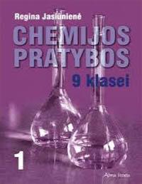 9 klasė: Chemijos pratybos 1 dalis