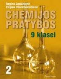 9 klasė: Chemijos pratybos - 2 dalis