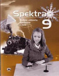 9 klasė: Spektras - 1 dalis