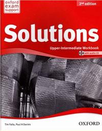 Solutions Upper-Intermediate Workbook (2 nd) edition