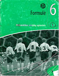 6 klasė Formulė - 1 dalis
