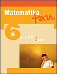 6 klasė: Matematika tau - 2 dalis