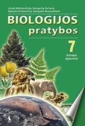 Biologija, 7 klasė, Biologija 7 - II dalis (užduočių sąsiuvinis)