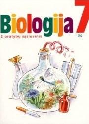 Biologija, 7 klasė, Biologijos pratybos 7 II sas. (užduočių sąsiuvinis)