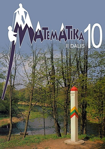 Matematika, 10 klasė, Matematika 10 - 2 dalis (mokytojo knyga)