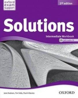 Solutions Intermediate Workbook (2nd edition)