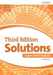 Solutions Upper-Intermediate. Workbook. 3rd