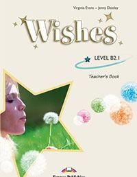 Wishes B2.1 workbook teacher's book